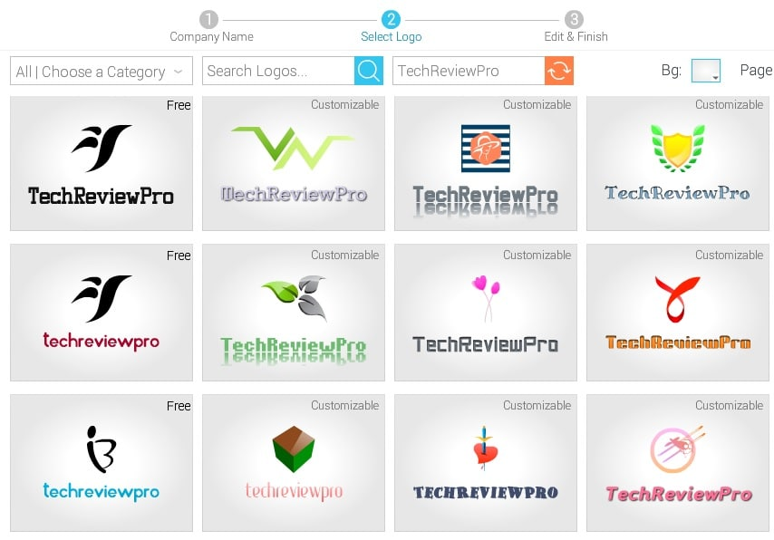 Free Online Logo Maker - Create Your Own Professional Logo for Free