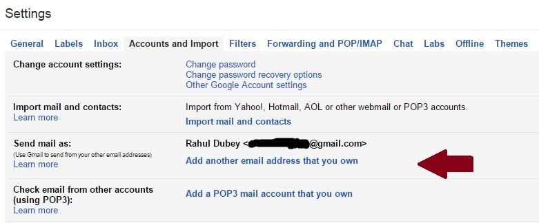 Import Email from Custom Domain Email to Gmail-Hotmail-Yahoo