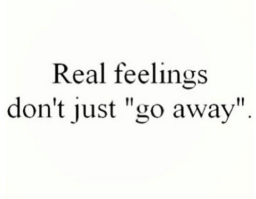Real feelings-WhatsApp-DP