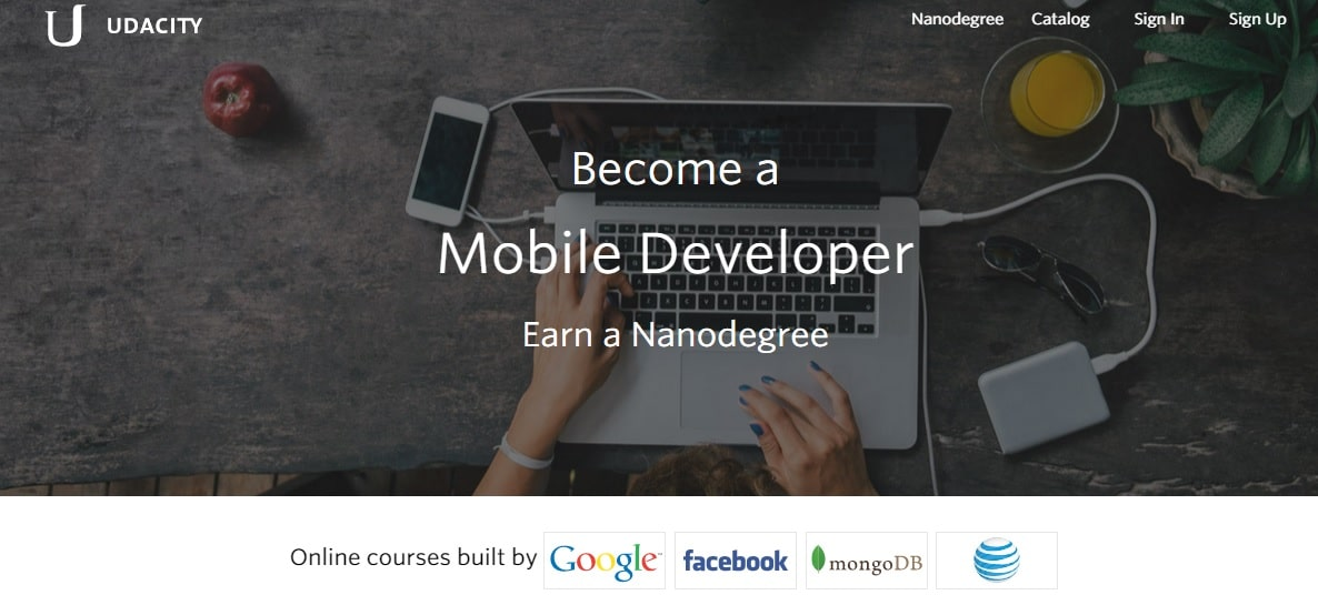 Udacity - Learn Advanced Level Coding Skill to Become Mobile Developer Online