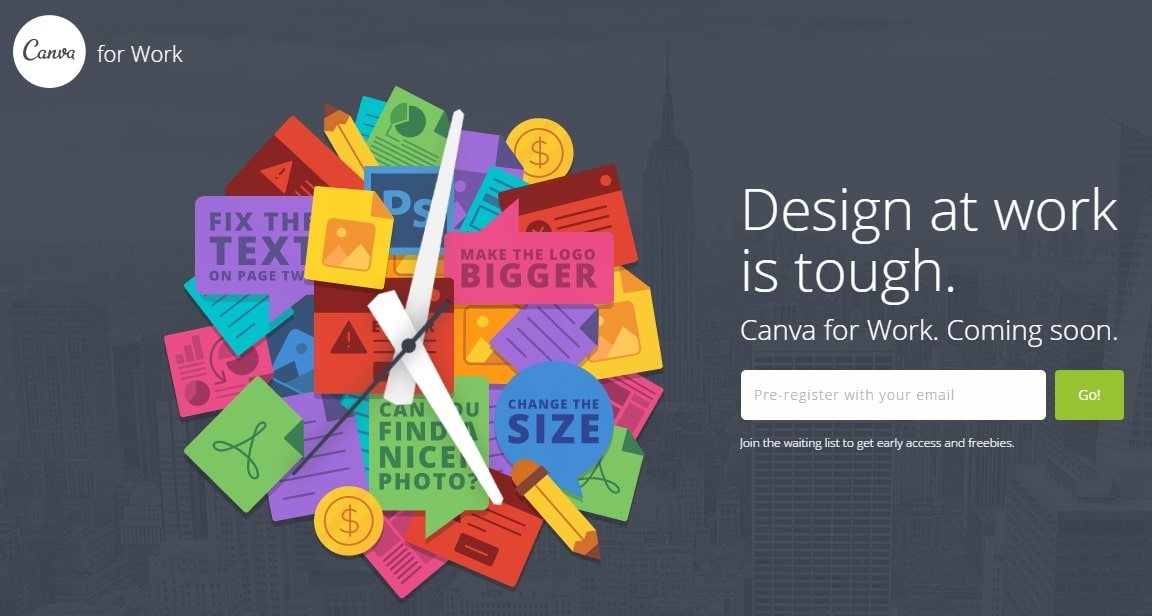 Canva - Latest Free Graphic Design Software to Create Stunning Images