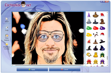 Catoonize.net - Create Cartoon Character of Yourself in Single Click