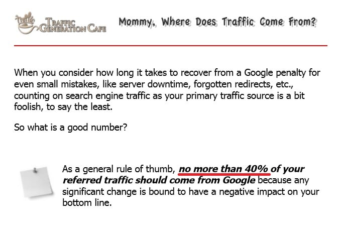 Mommy Where the Traffic Comes From - Ana Hoffman and TechReviewPro
