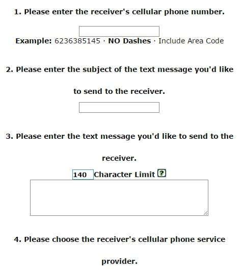 Text for Free - How to Send SMS Anonymously and Text Fake Number