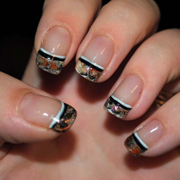 Awesome Acrylic Nail Dseigns - Simple Cute Nail Designs