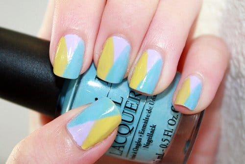 Easy-Nail-Designs-Art-Tutorials-For-Beginner-Learners