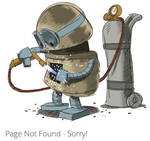 Fresh Http 404 Not Found Error Page Design