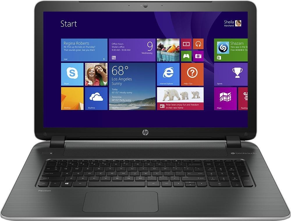 HP 17-F113DX Pavilion - Best Laptop for College Students 2015