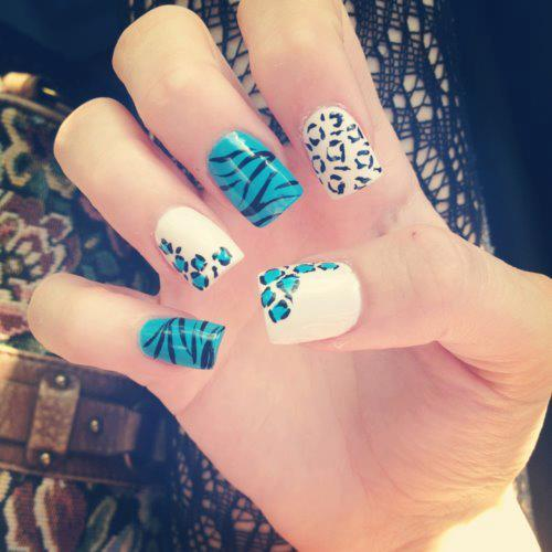 Multi-Color-Cute-Nail-Designs