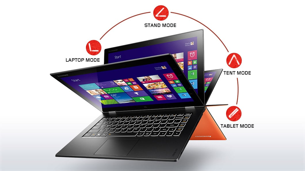lenovo-laptop-convertible-yoga-2-pro-Best-Laptop-for-Online-College-Students-2015