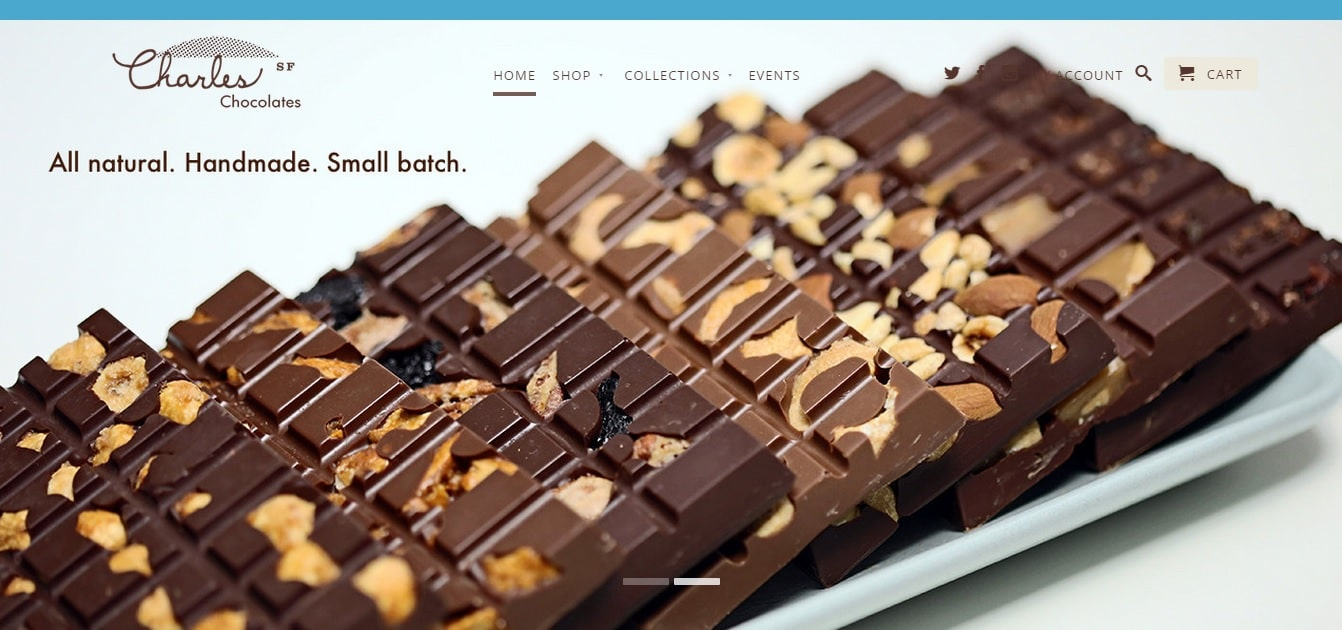 43+ Best Bakery Website Design Ideas for Cakes Websites
