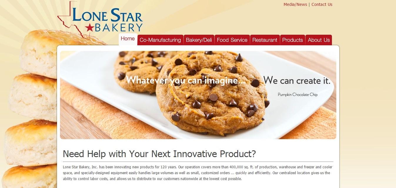 bakery sites