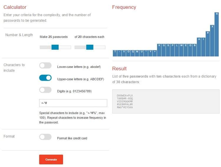 Password Generator - Online Password Tools to Generate Random Passwords Multiple Times