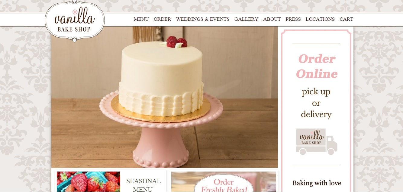 Bakery, Design Idea