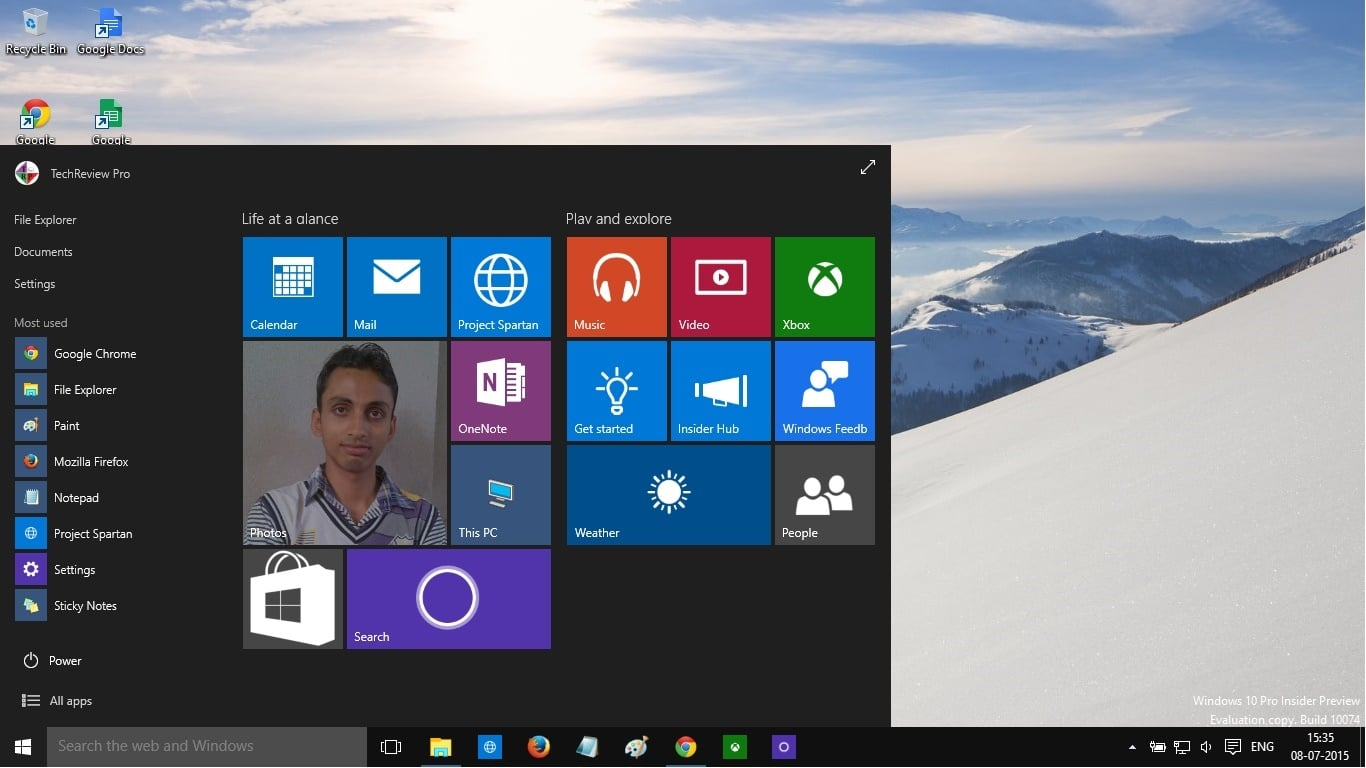 Windows 10 Insider Preview - Why Windows 10 is Free