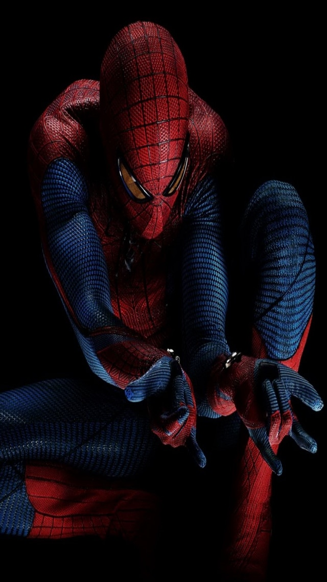 Spiderman wallpaper, iPhone HD Background