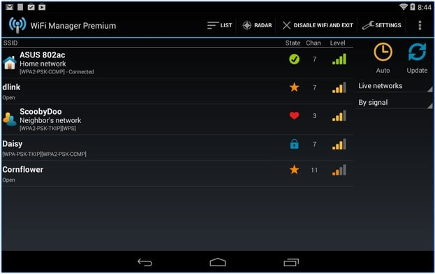 Best Android Wifi Manager App - Best Wifi Manager App for Android - Top Android Wifi App