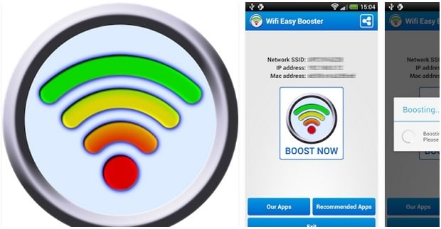 Wifi Easy Booster - Best Android Wifi Booster App to Boost Wifi Signal Strength for Free
