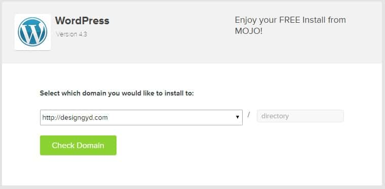 Choose Directory to Install WordPress on Bluehost - Step by Step Guide to Start WordPress Blog