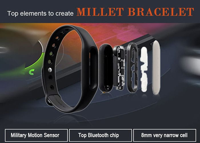 Xiaomi Miband Smart band watch smart Bracelet