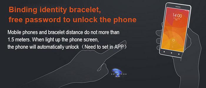 Xiaomi Miband Fitness Tracker Smart Bracelet