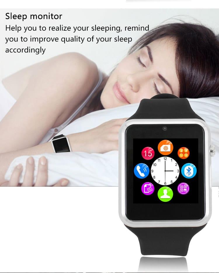 ZGPAX S79 Bluetooth SmartWatch Sleep Monitoring
