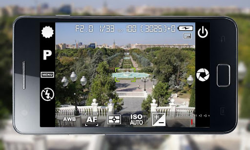 Camera fv 5 - Best Android Camera App for Professional Photographers