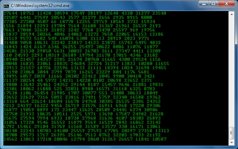 Cool Things to Do In Notepad : Cool Notepad Codes to Create Matrix Effect in Notepad