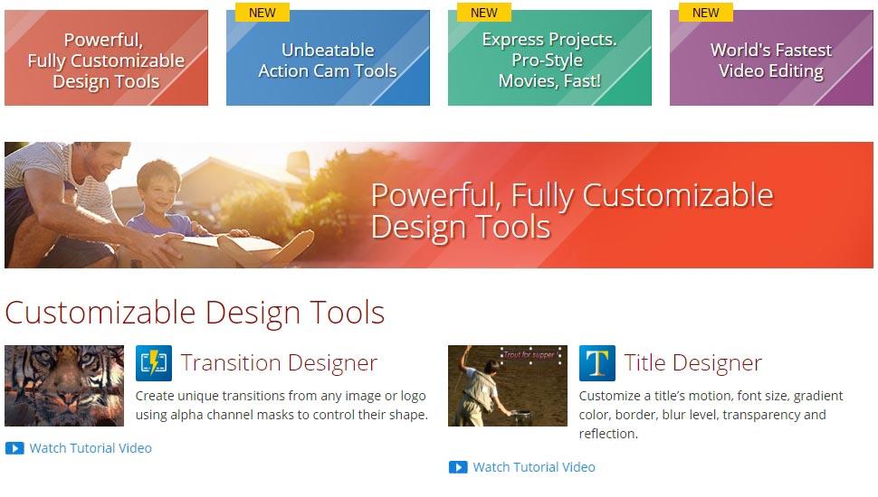 CyberLink-PowerDirector - Best Video Editing Software Tool - Best Video Editor
