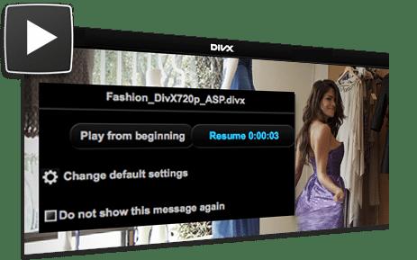 DivX Media Player for Windows - Best Windows Media Player