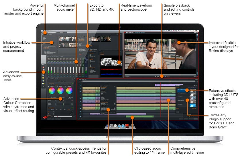 Lightworks - Best Free Video Editing Software for Windows, Linux, Mac - Best Free Video Editor