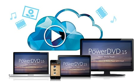 PowerDVD-15 Ultra - Best Widows Media Player with Cloud Streaming