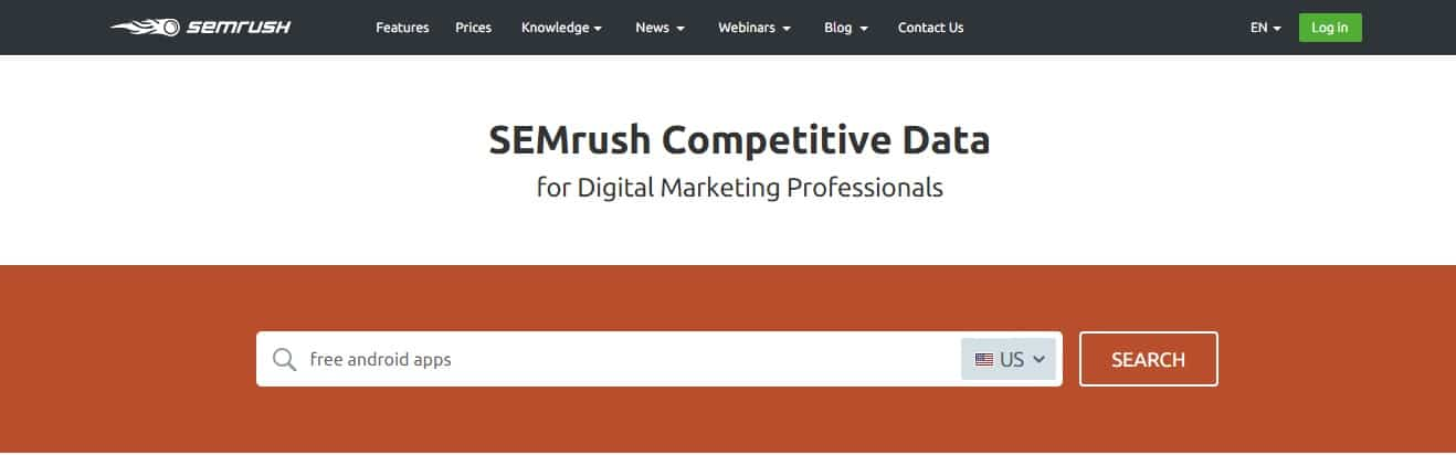 Profitable Keyword Research Technique to Find Commercial Keywords Using SEMRush