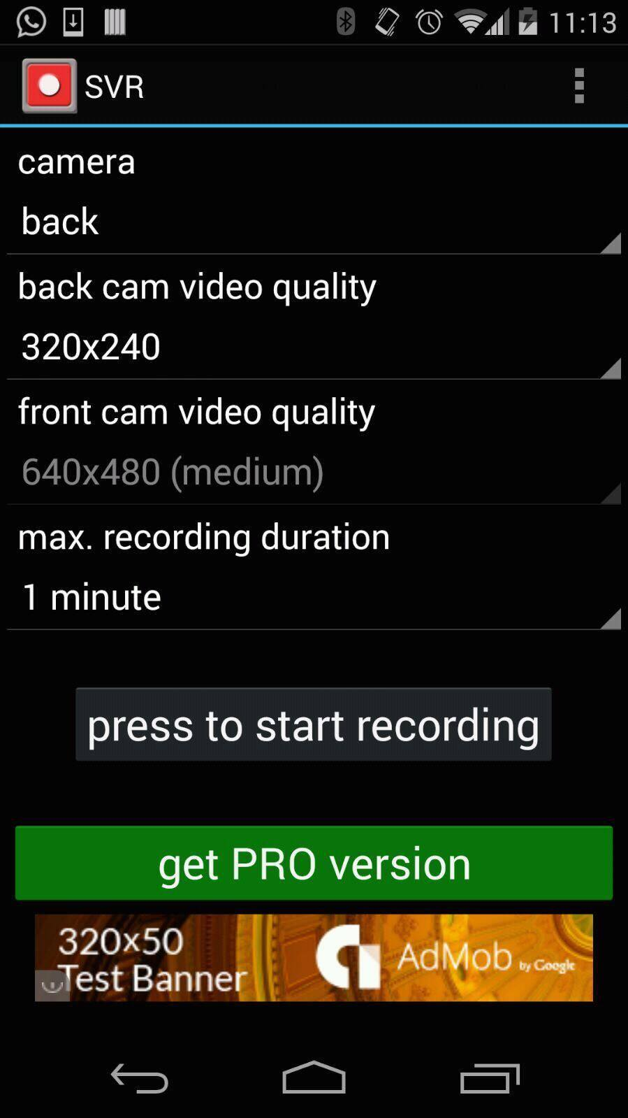 Spy Video Recorder - best free spy app for android Users