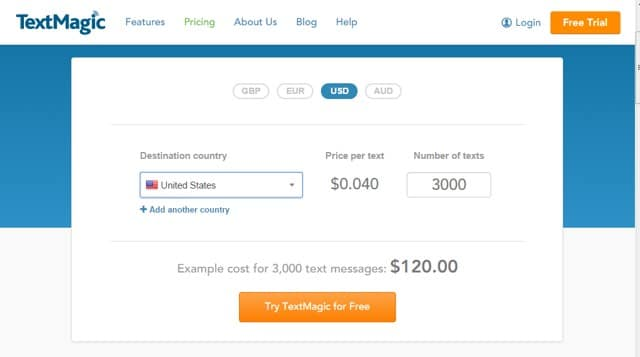 TextMagic: send mass text message - Best SMS Text Marketing Solution for Small Business