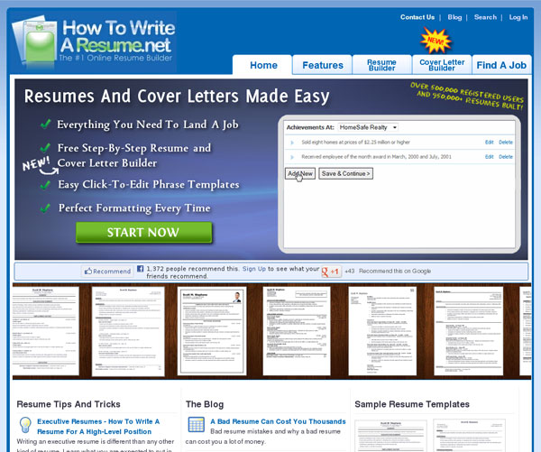 how to write a resume what is the best free resume builder website best - Best Resume Builder Online