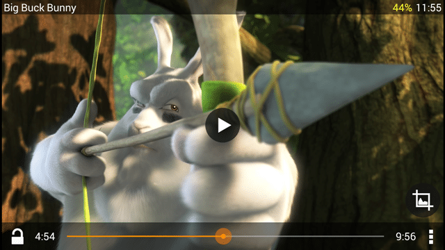 What is the best video player app for android - VLC media player beta