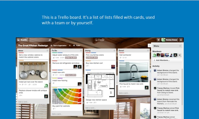 free project management software - Online project management software