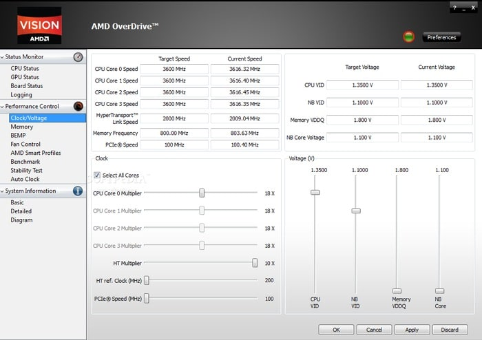 AMD Overdrive- Overclocking software by AMD- how to overclock GPU - how to overclock CPU - Best GPU overclocking software download