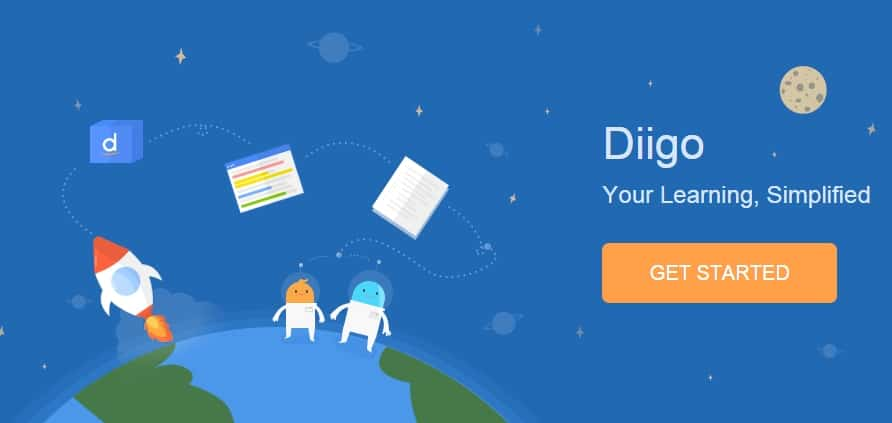 Diigo best chrome bookmark manager - best online bookmark manager tool