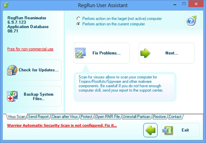 RegRun Reanimator - Best Free Adware Cleaner Tools for Windows - Free Adware Remover Tools