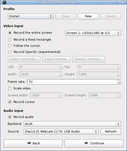 SimpleScreenStudio best screen recorder for linux - how to record Linux screen - best Linux screen recording software tools