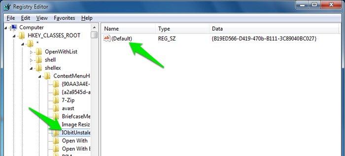 Edit Windows Context Menu Default - Windows Context Menu Editor - Windows Explorer Context Menu - Windows Context Menu Cleaner