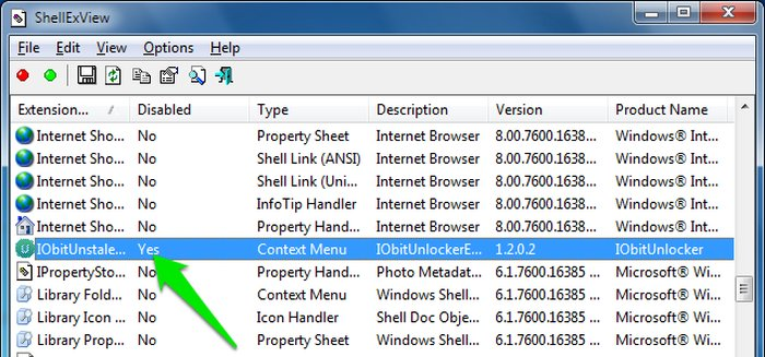 Edit Windows Context Menu Disabled - Windows Context Menu Editor - Windows Explorer Context Menu - Windows Context Menu Cleaner
