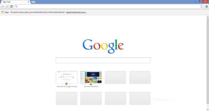Google Chrome - Best browser for Windows - internet browser