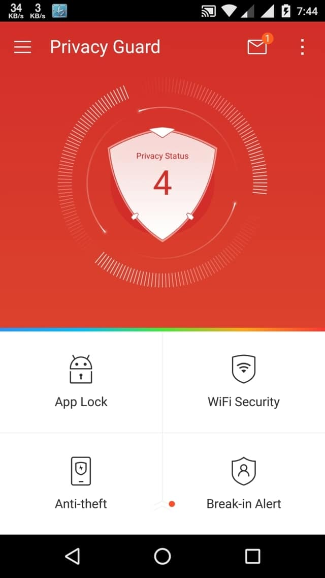 LEO Privacy Guard applocks for Android - Best App Locker for Android to Password Protect Android Apps