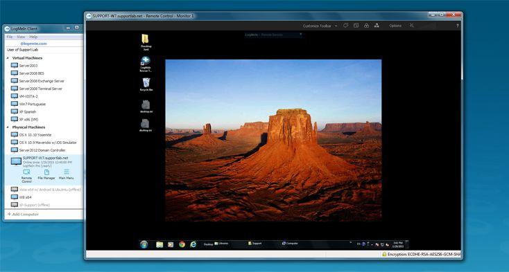 LogMeIn Pro - TeamViewer Alternative Free - Remote Desktop Access Software - Best TeamViewer Alternatives for Remote Desktop Access - Remote Desktop Software