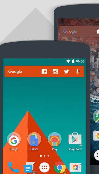 action launcher - material android launchers - Best Launchers for Android - Best Android Launcher Apps - Best Android Launcher
