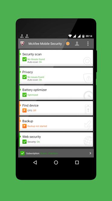 antivirus for Android - best Android security app to secure your Android device