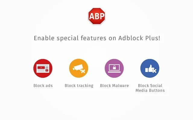 Adblock Plus - best chrome extension to block ads - google chrome extensions adblock